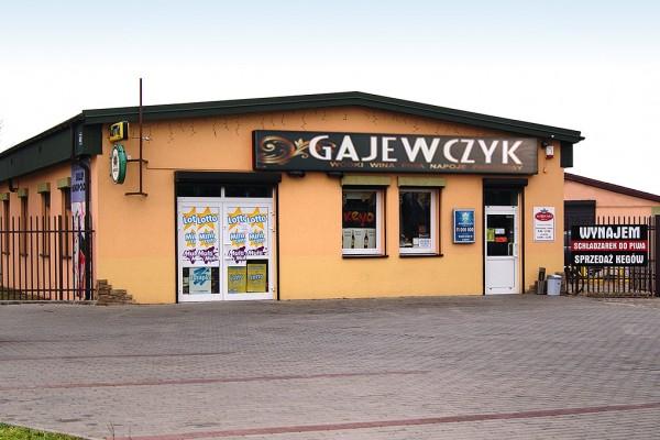 Hurtownia alkoholi Przemysłowa 40 Zduńska Wola
